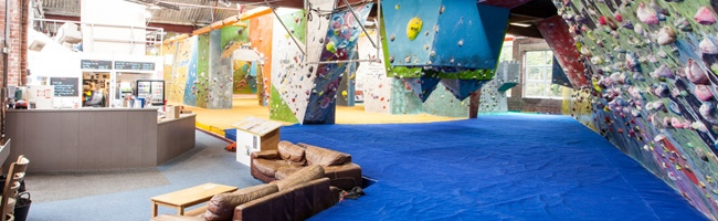 Main Centre Climbing Works