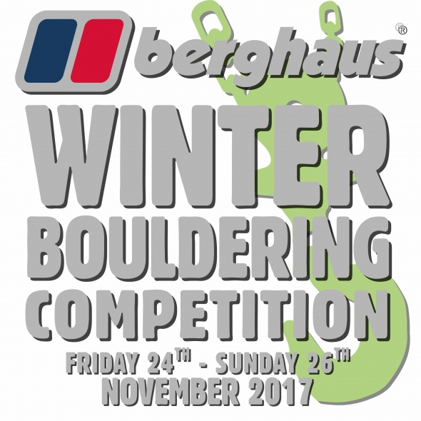 Berghaus Winter Bouldering Comp