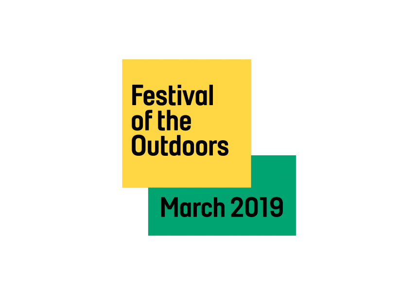 Festival of the Outdoors logo