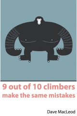 9 out of 10 Climbers